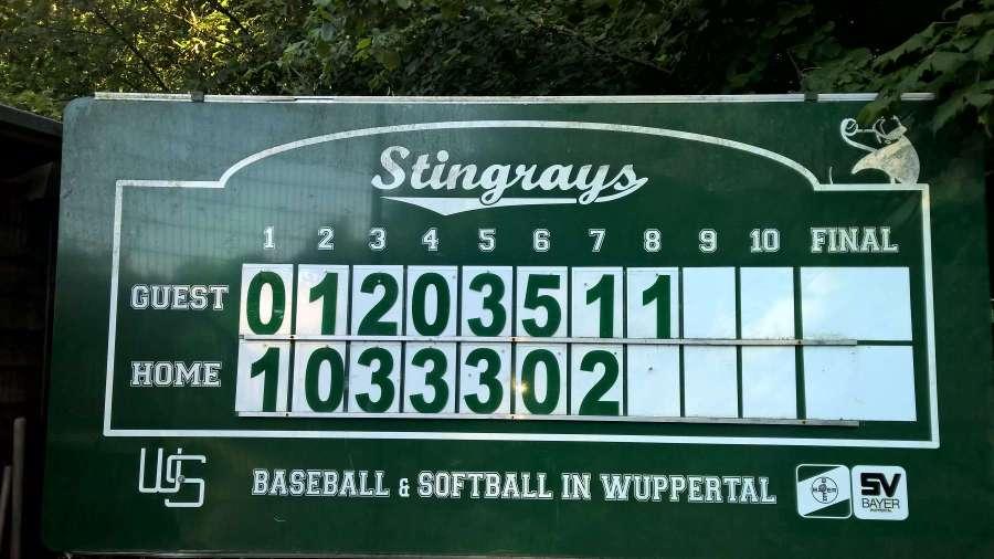 Baseball-Junioren-Stingrays-vs-Cardinals-Juli-2018-07