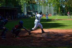 09 Baseball Junioren - Wuppertal Stingrays vs Zuelpich Eagles 05-05-2018