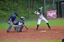 Baseball Wuppertal Stingrays vs Ennepetal Raccoons 29-04-2018 II