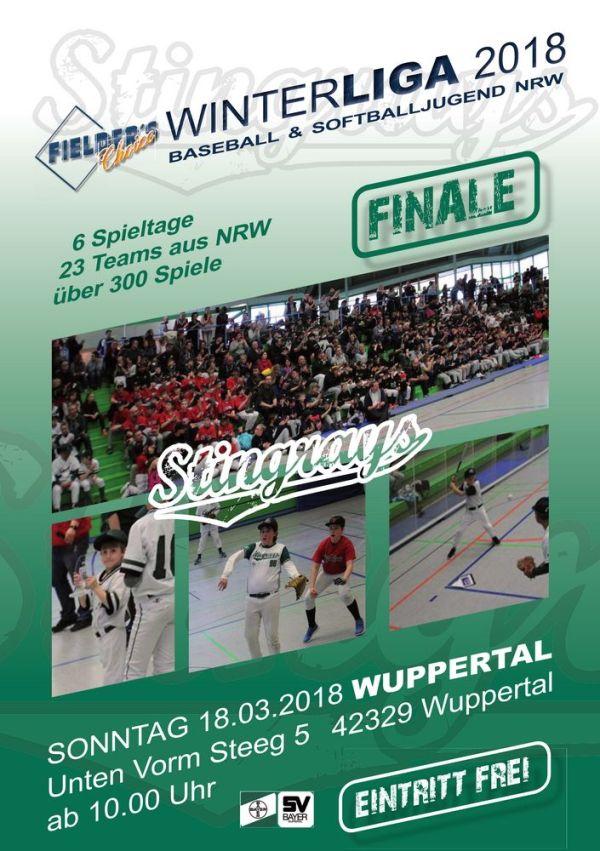 FIELDERS CHOICE - Winterliga 2018 - FINALE