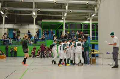 Nikolausturnier 2017- Wuppertal Stingrays Schueler auf Platz 3
