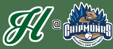 Mixed Softball - Wuppertal Hit Hunters @ Hagen Chipmunks