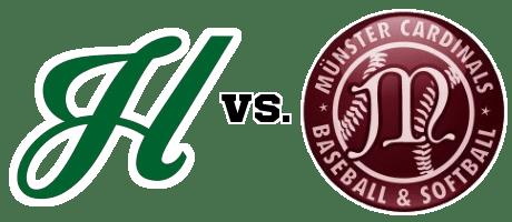 Mixed Softball - Wuppertal Hit Hunters vs. Münster Cardinals