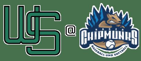 Baseball – Wuppertal Stingrays @ Hagen Chipmunks
