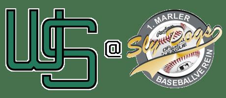 Baseball - Wuppertal Stingrays @ Marl Sly Dogs