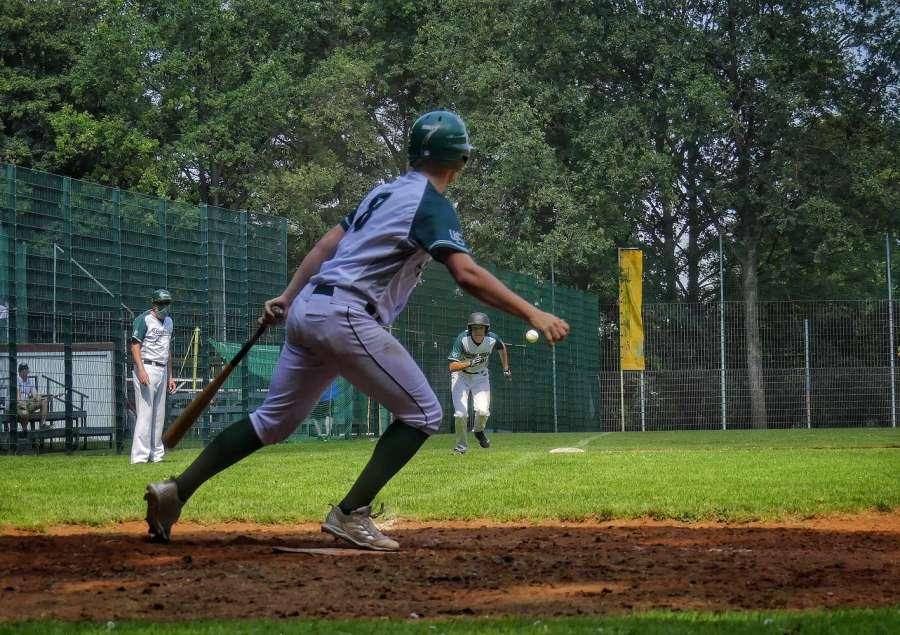 Baseball - 08.08.2020 Wuppertal Stingrays vs Bonn Capitals