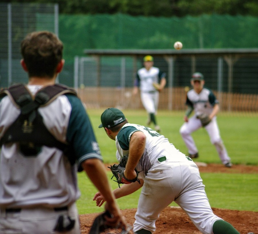 Baseball - 23.08.2020 Wuppertal Stingrays vs Cologne Cardinals 2