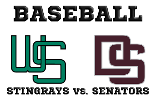 Baseball Wuppertal Stingrays versus Düsseldorf Senators
