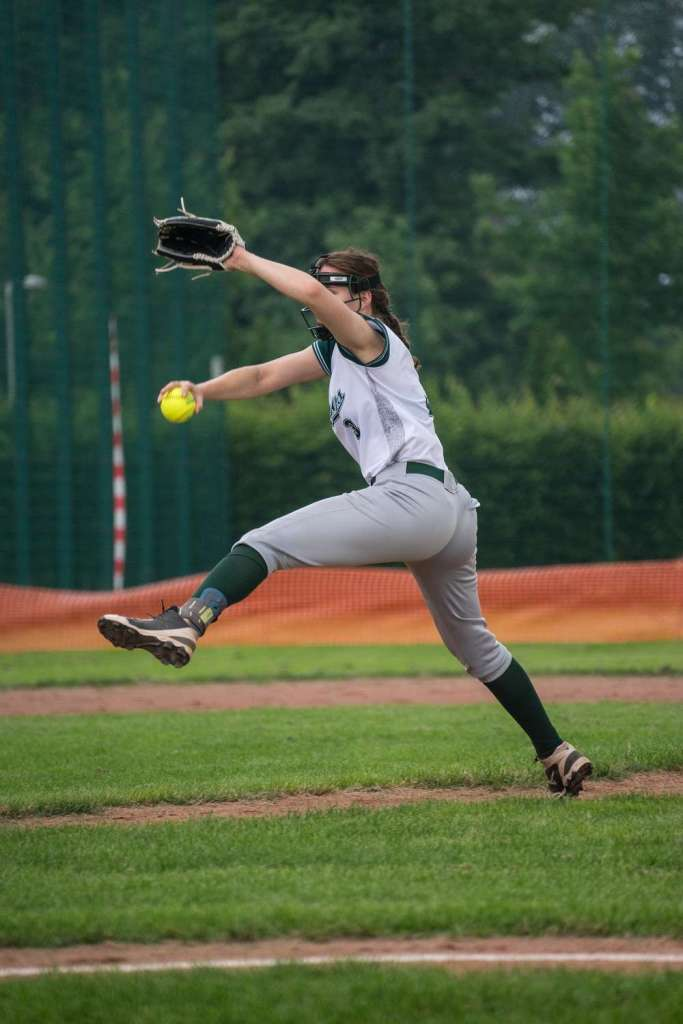11.07.2021 - Softball Landesliga Damen 1 – Wuppertal Stingrays at Verl Gütersloh Yaks