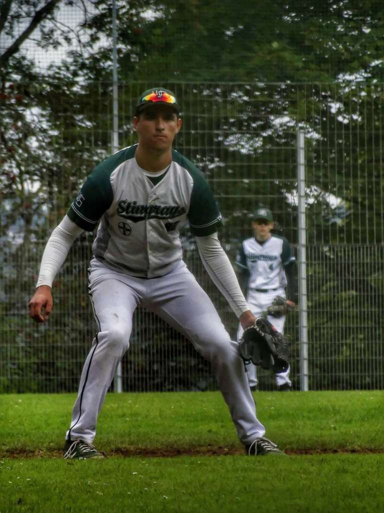 08.08.2021 - Zweite Baseball-Bundesliga Nordwest – Wuppertal Stingrays vs Düsseldorf Senators