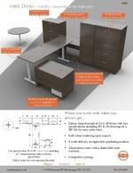 Desk suite