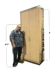 Custom-8-foot-cabinet