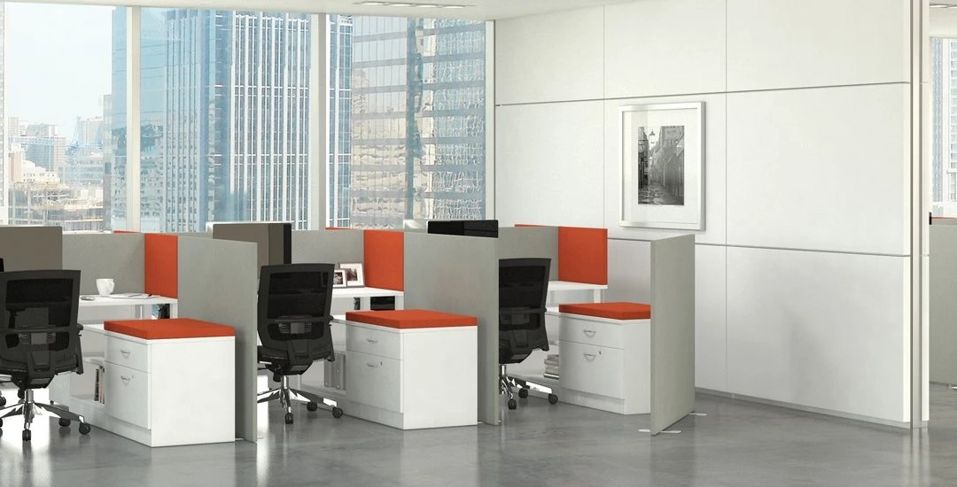 Office furniture partitions, panels & dividers