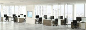office furniture desking