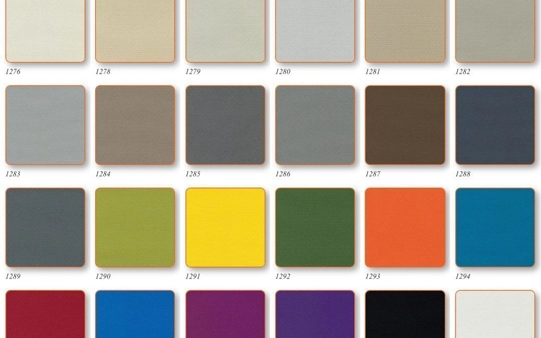 New Office Furniture Panel Fabric Launched