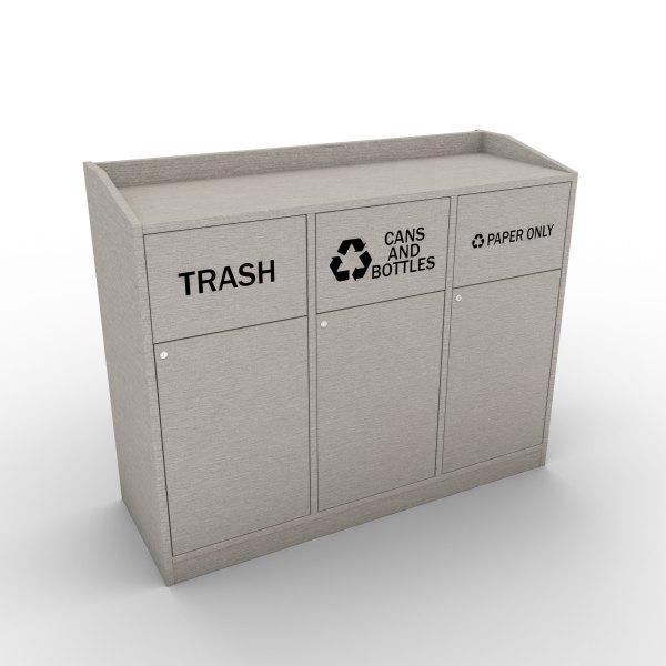 Waste Management Cabinet