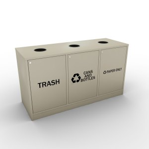 Waste Management Cabinet
