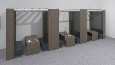 Custom Lounge area