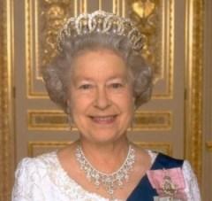 Queen Elizabeth Diamond Jubilee Photo