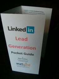 LinkedIn Lead Generation Pocket Guide Image Wurlwind