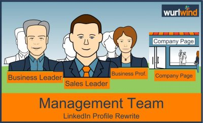 LinkedIn Profile Rewrite Management Team Image Mark Stonham Wurlwind