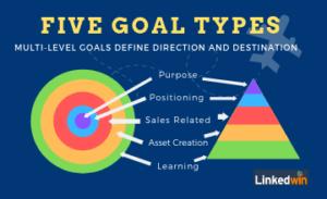 Five Goal Types - LinkedWIN