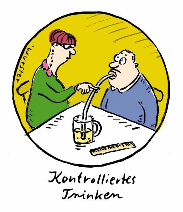 Kontrolliertes Trinken Anleitung Alkoholismus Bier