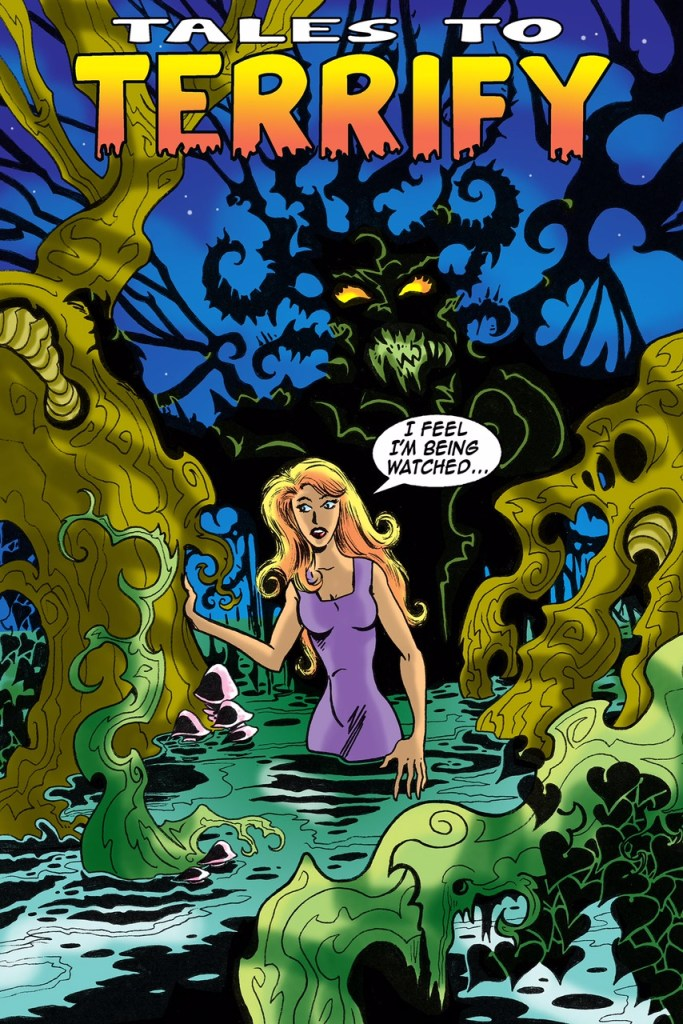 Superhero Girl Illustration by Gary Winnick
