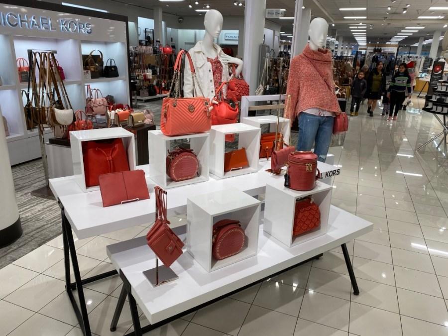 orange fashion colorway story Macy's