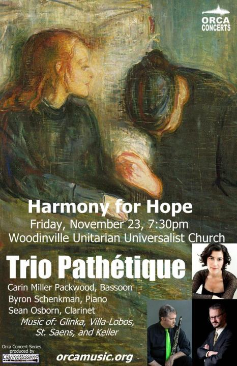 Join us in Harmony for Hope
