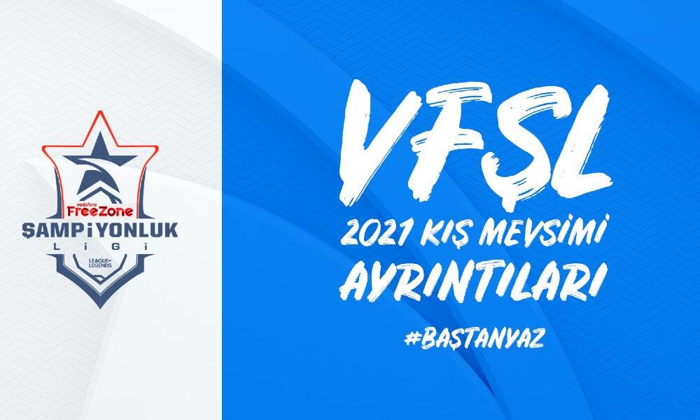 2021 VFŞL Kış Mevsimi Yakında Başlıyor