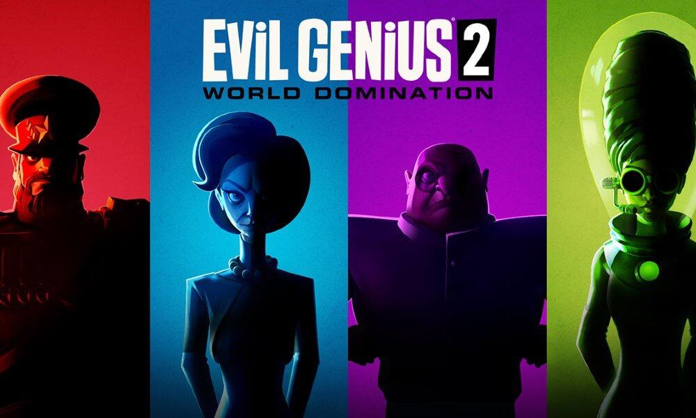 Evil Genius 2 World Domination Sistem Gereksinimleri