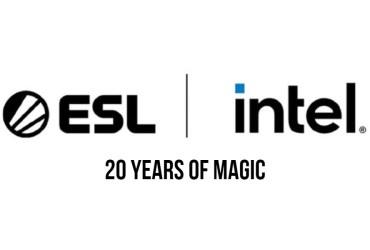 Intel ve ESL ortaklıklarını uzattı