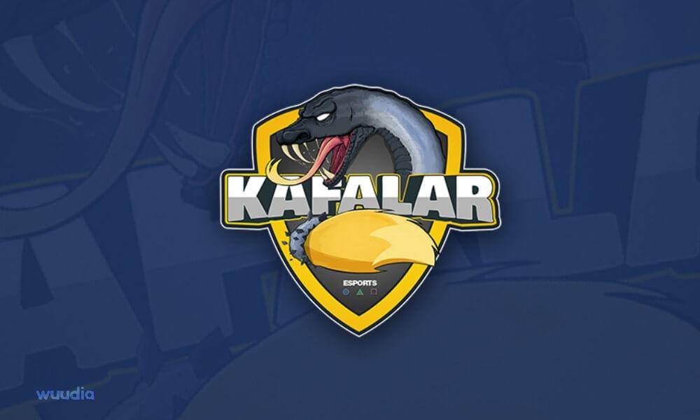 Kafalar Esports VALORANT Kadrosu