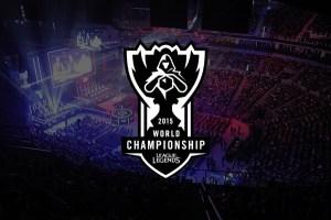 League of Legends Worlds 2019