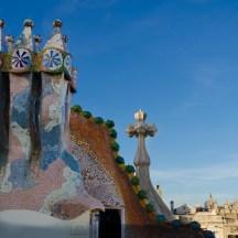 Rooftop of Casa Batllo