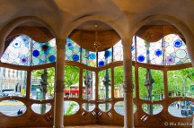 Interior of Casa Batllo Main Hall