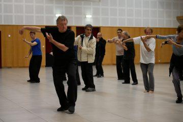 Antoine Monnier, stage de taiji à Avignon avec Bob Boyd et Thierry Baë