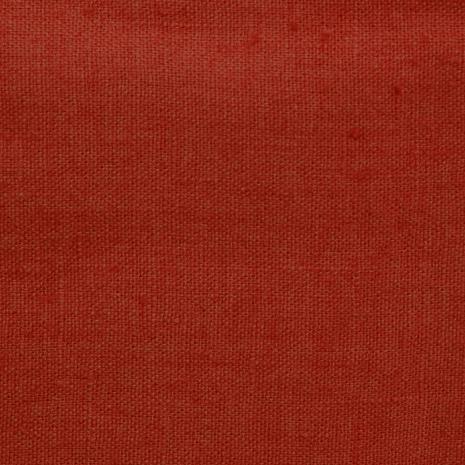 Les tissus Dao couture : le lin rouge tomette illustrant l'été du qi-gong des 5 mouvements