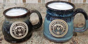 Hand-made Pottery Coffee Mugs