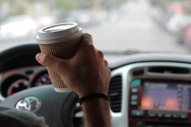 Coffee and Drowsy Driving accidents