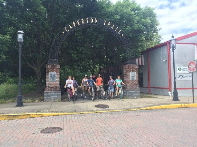 bike in morgantown west virginia
