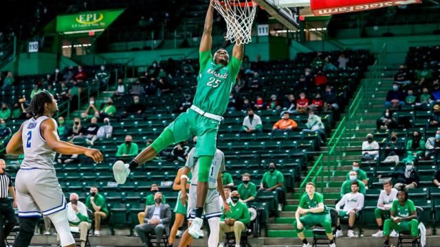 Marshall men's hoops series against Rice canceled | WVAH