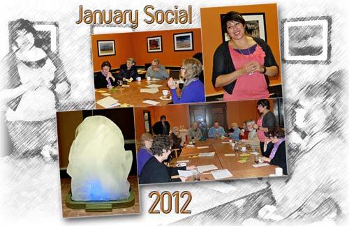 January Social 2012