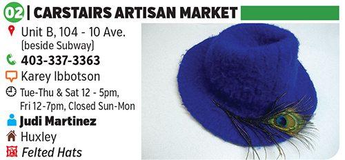 Carstairs Artisan Market