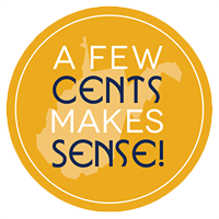 A few cents makes cents