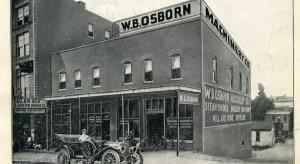 W. B. Osborn Machine