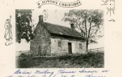 Image of Quaker Meeting House near Beckley WV
