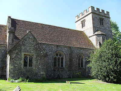 St Andrews, Winterborne Houghton