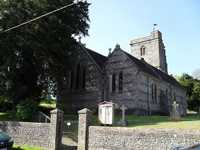 St Mary's Church - Turnworth Dorset